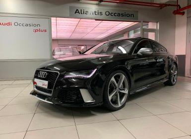 Vente Audi RS7 4.0 V8 TFSI 560ch quattro Tiptronic Occasion