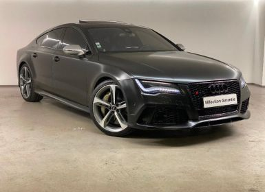 Achat Audi RS7 4.0 V8 TFSI 560ch quattro Tiptronic Occasion