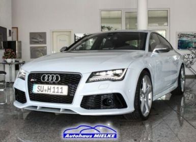 Achat Audi RS7 Pack Sport Carbon Occasion