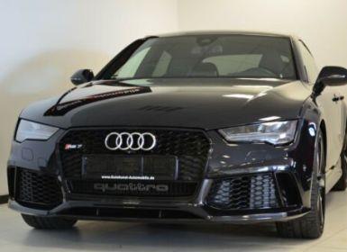 Achat Audi RS7 Performance / Siège RS / Carbon / Haut - Parleur B&O Occasion
