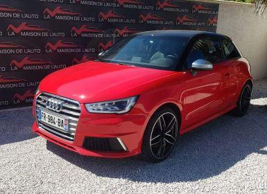 Vente Audi S1  2.0 TFSI 231ch * FRANCAISE * EXCELLENT ETAT * GARANTIE Occasion