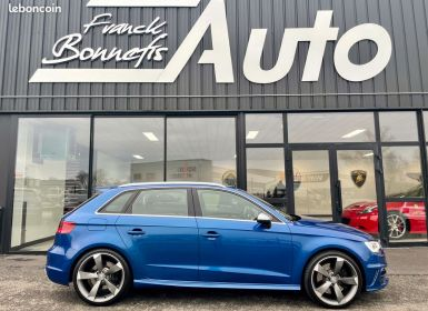 Vente Audi S3 2.0 TFSI 300 ch Quattro S-Tronic / Française / Bang & Olufsen Occasion