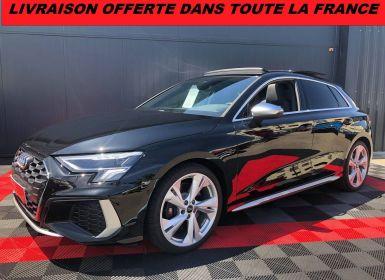 Audi S3 2.0 TFSI 310CH QUATTRO S TRONIC 7