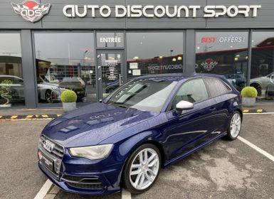 Vente Audi S3 300cv Occasion