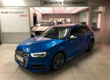 Achat Audi S3 50 TFSI 300ch quattro S tronic 7 Euro6d-T Occasion