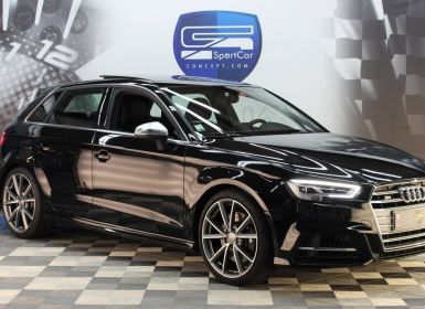 Achat Audi S3 Audi s3 spb 310ch stronic / virtual cockpit / toit ouvrant panoramique / camera Occasion