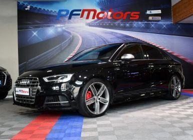 Audi S3 Berline 2.0 TFSI 310 Quattro S-Tronic GPS Virtual Gros Siège Bang Olufsen Keyless Suspension JA 19 Garantie 09/2022 ou 100.000
