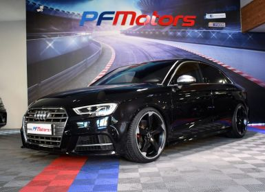 Vente Audi S3 Berline Facelift 2.0 TFSI 310 S-Tronic Quattro GPS Keyless Semi Cuir régulateur JA 19 Occasion