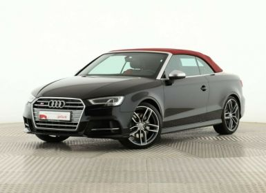 Audi S3 Cabriolet 2.0 TFSI  Occasion