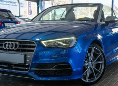 Voiture Audi S3 CABRIOLET 2.0 TFSI 300 QUATTRO Occasion