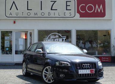 Vente Audi S3 Quattro 2.0i TFSI - BV S-tronic 8P SPORTBACK . PHASE 2 Occasion