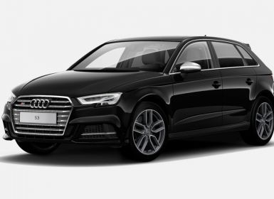 Acheter Audi S3 Sportback Neuf