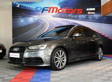 Vente Audi S3 Sportback 2.0 TFSI 300 S-Tronic Quattro GPS TO Bang Olufsen Matrix Lane Pre Sense Caméra JA 18 Occasion