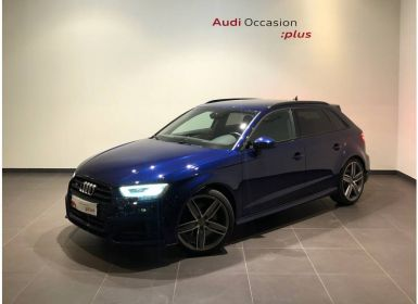Voiture Audi S3 sportback 2.0 TFSI 310 S tronic 7 Quattro Occasion