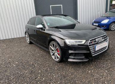 Vente Audi S3 SPORTBACK 2.0 TFSI 310 S tronic 7 Quattro  Occasion