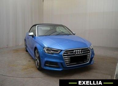 Achat Audi S3 TFSI CABRIO S tronic  Occasion