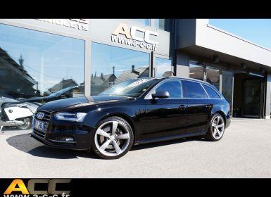 Audi S4 AVANT 3.0 V6 TFSI 333CH QUATTRO S TRONIC 7 Occasion