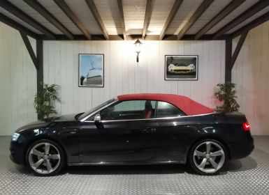 Acheter Audi S5 CABRIOLET 3.0 TFSI 333 CV QUATTRO BVA Occasion