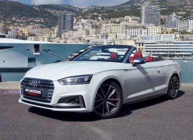 Achat Audi S5 CABRIOLET 3.0 TFSI 354 QUATTRO TIPTRONIC 8 Occasion
