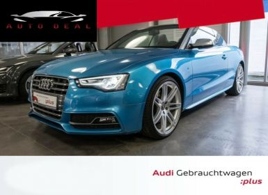 Achat Audi S5 Cabriolet 3.0 V6 TFSI 333 4X4 S tron 7 Occasion