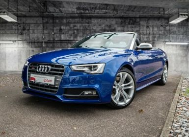 Acheter Audi S5 Cabriolet 3.0TFSI Occasion