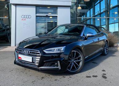 Voiture Audi S5 CABRIOLET Cabriolet V6 3.0 TFSI 354 Tiptronic 8 Quattro Occasion