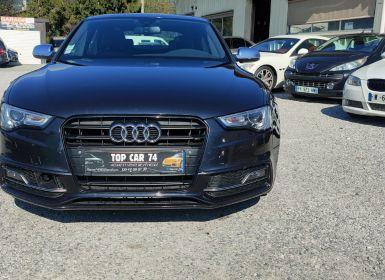 Vente Audi S5 Sportback Quattro S-Tronic 7 Full Options Occasion