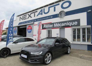 Achat Audi S6 4.0 V8 TFSI 420CH QUATTRO S TRONIC 7 Occasion