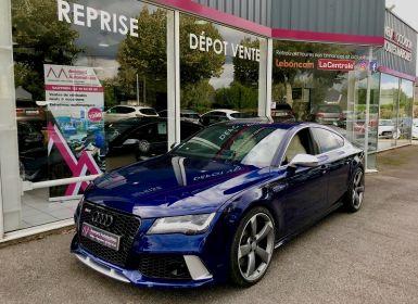 Vente Audi S7 4.0 V8 TFSI 420CH QUATTRO S TRONIC 7 Occasion