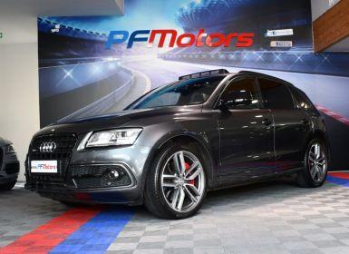 Vente Audi SQ5 + 3.0 V6 Bi TDI 340 GPS Bluetooth T.O JA21 ACC Attelage Sport&Sound Keyless B&O Caméra Siège électrique/Mémoire Occasion