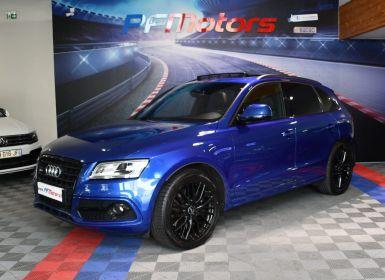 Vente Audi SQ5 3.0 V6 BI-TDI 313 cv T.O JA20 Compétition GPS BLUETOOTH HAYON ELEC ACC Siège éléctrique Occasion