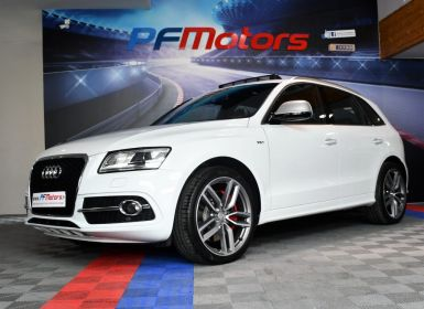 Audi SQ5 3.0 V6 Bi TDI 313 GPS Bang Olufsen TO Attelage Hayon Braking Lane Drive Sièges Chauffant AV + AR Caméra JA 21 Occasion