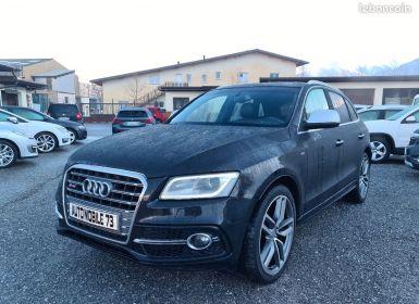Audi SQ5 3.0 v6 bitdi 313 quattro tiptronic 10/2014 TOIT PANO DRIVE SELECT