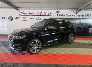 Audi SQ5 354 CV Taxe CO2 Payé LOA : 650,97 TTC / Mois TO Panoramique en Verre