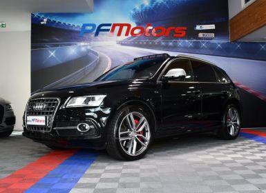 Vente Audi SQ5 Compétition 3.0 V6 Bi-TDI 326cv GPS T.O JA21 B&O Attelage Caméra de recul Siège électrique Sport&Sound Occasion