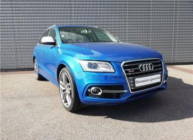 Voiture Audi SQ5 V6 3.0 BITDI 313 CH QUATTRO TIPTRONI EXCLUSIVE CONCEPT Occasion