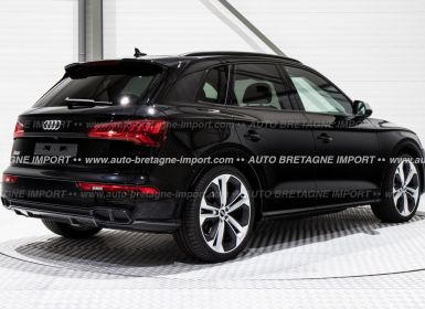 Voiture Audi SQ5 V6 TDI 347 FULL OPTIONS (Pano, air suspension, HdUp, B&O, Matrix LED, cuir, 360, pack black...) 2019 Occasion