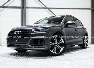 Achat Audi SQ5 V6 TDI 347 FULL OPTIONS (Pano, air suspension, HdUp, B&O, Matrix LED, cuir, 360, pack black...) 2019 Occasion