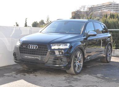 Achat Audi SQ7 (2) 4.0 TDI 435 QUATTRO TIPTRONIC 7PL Leasing