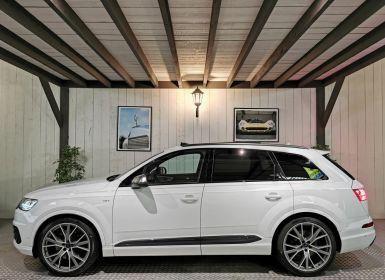 Vente Audi SQ7 4.0 TDI 435 CV DERIV VP Occasion