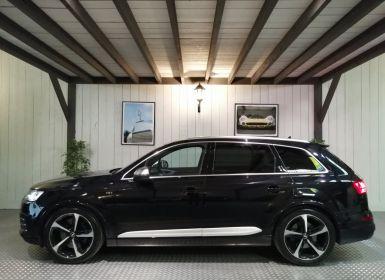 Achat Audi SQ7 4.0 TDI 435 CV QUATTRO BVA 7PL Occasion