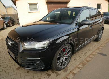 Audi SQ7 4.0 TDi quattro, ACC, Matrix LED, Caméra 360°, BOSE, Roues AR directrices, HUD, Attelage, MALUS PAYÉ