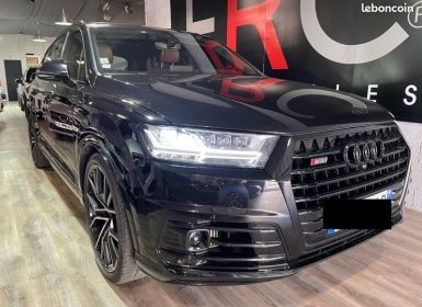 Audi SQ7 4.0 tdi v8 435 ch tiptronic 8 quattro 7 places exclusive 1ere main