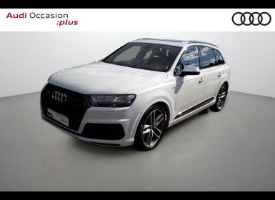 Audi SQ7 4.0 V8 TDI 435ch clean diesel quattro Tiptronic 5 places Occasion