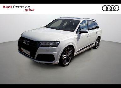 Vente Audi SQ7 4.0 V8 TDI 435ch clean diesel quattro Tiptronic 5 places Occasion