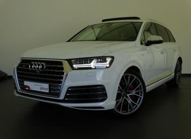 Voiture Audi SQ7 4.0 V8 TDI 435ch clean diesel quattro Tiptronic 7 places Occasion