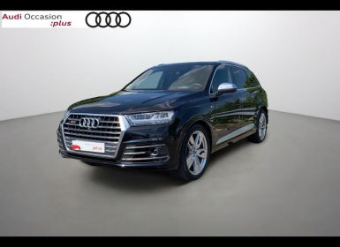 Achat Audi SQ7 4.0 V8 TDI 435ch clean diesel quattro Tiptronic 7 places Occasion