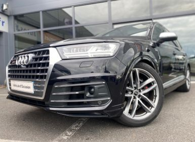 Audi SQ7 4.0 V8 TDI 435CH CLEAN DIESEL QUATTRO TIPTRONIC 7 PLACES Occasion