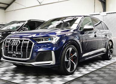 Vente Audi SQ7 4.0 V8 TDI 435CH QUATTRO TIPTRONIC 8 7 PLACES Occasion