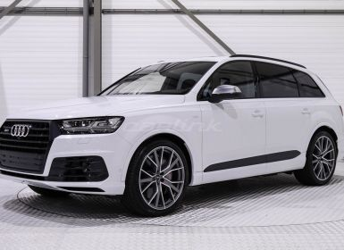 Achat Audi SQ7 4.0L TDI QUATTRO Occasion